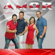 Skupina amor glavna
